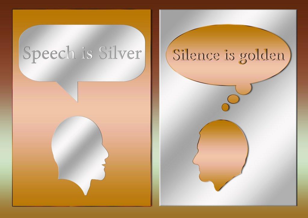 Luisteren kan zoveel zeggen